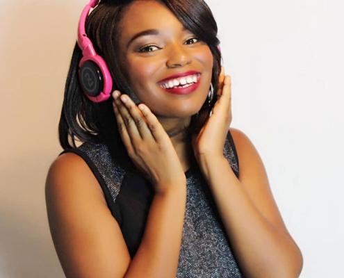 Whitney L. Barkley Host of Pink Lemonade Podcast