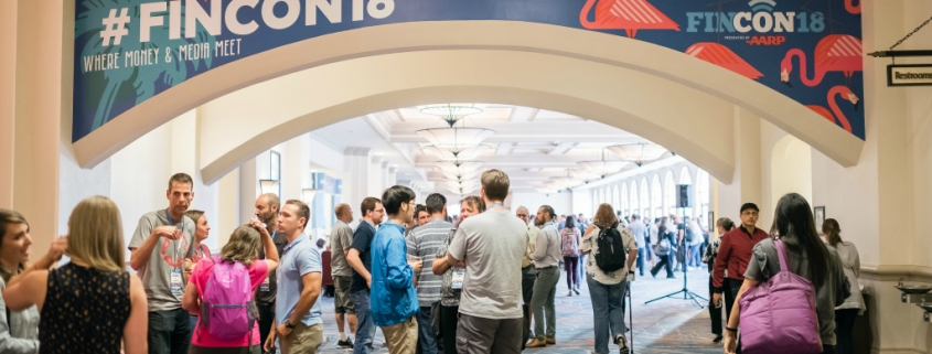 How much does it cost to go to FinCon cost?