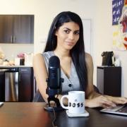 Latash James Social Media Manager, Host of Freelance Friday Podcast - Headliner