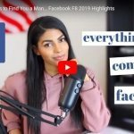 Facebook F8 2019 Highlights
