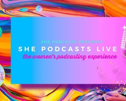 Inaugural She Podcasts LIVE 2019 in Atlanta, Georgia.