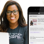 Savvy Social Podcast by Andréa Jones
