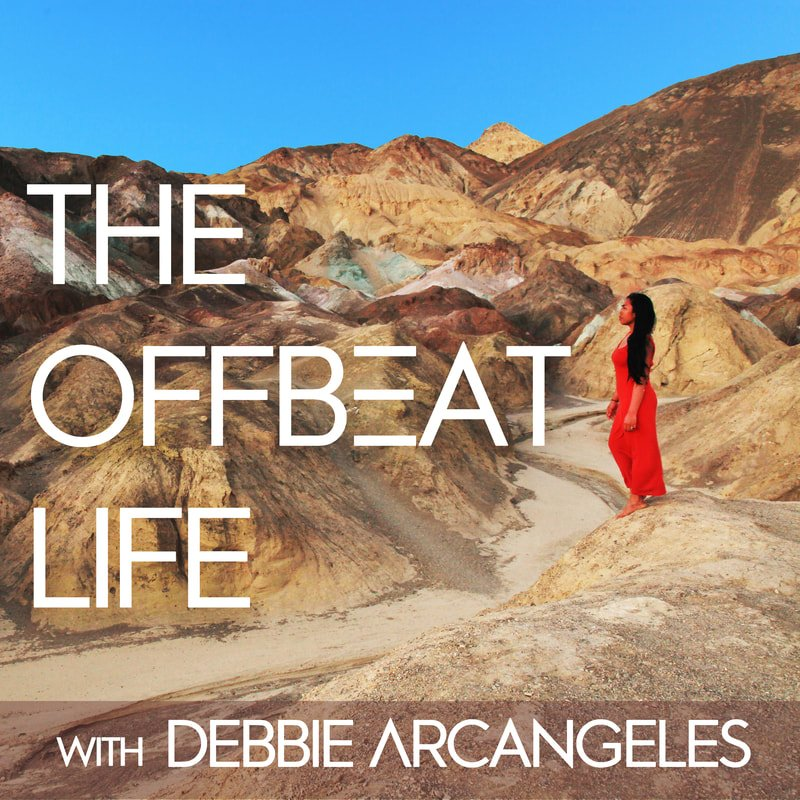 The Offbeat Life by Debbie Arcangeles