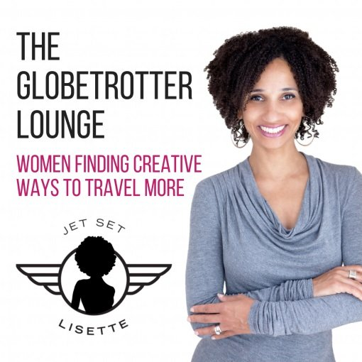 The Globetrotter Lounge by Lisette Austin