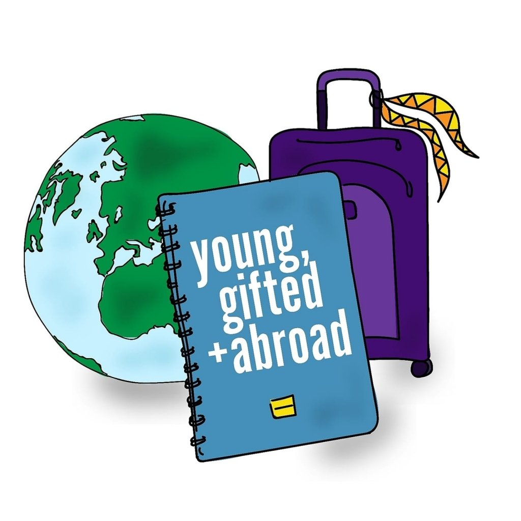 Young, Gifted and Abroad by Danielle Grace