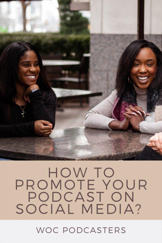 Podcast Marketing Strategy for Social Media.