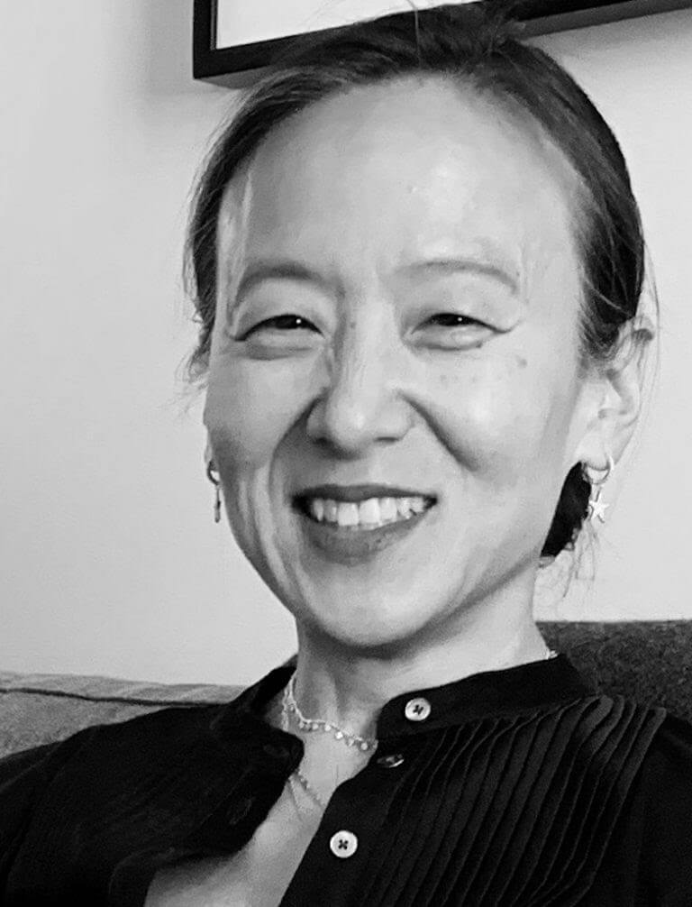 Betty Teng co-host of Mind of State Podcast